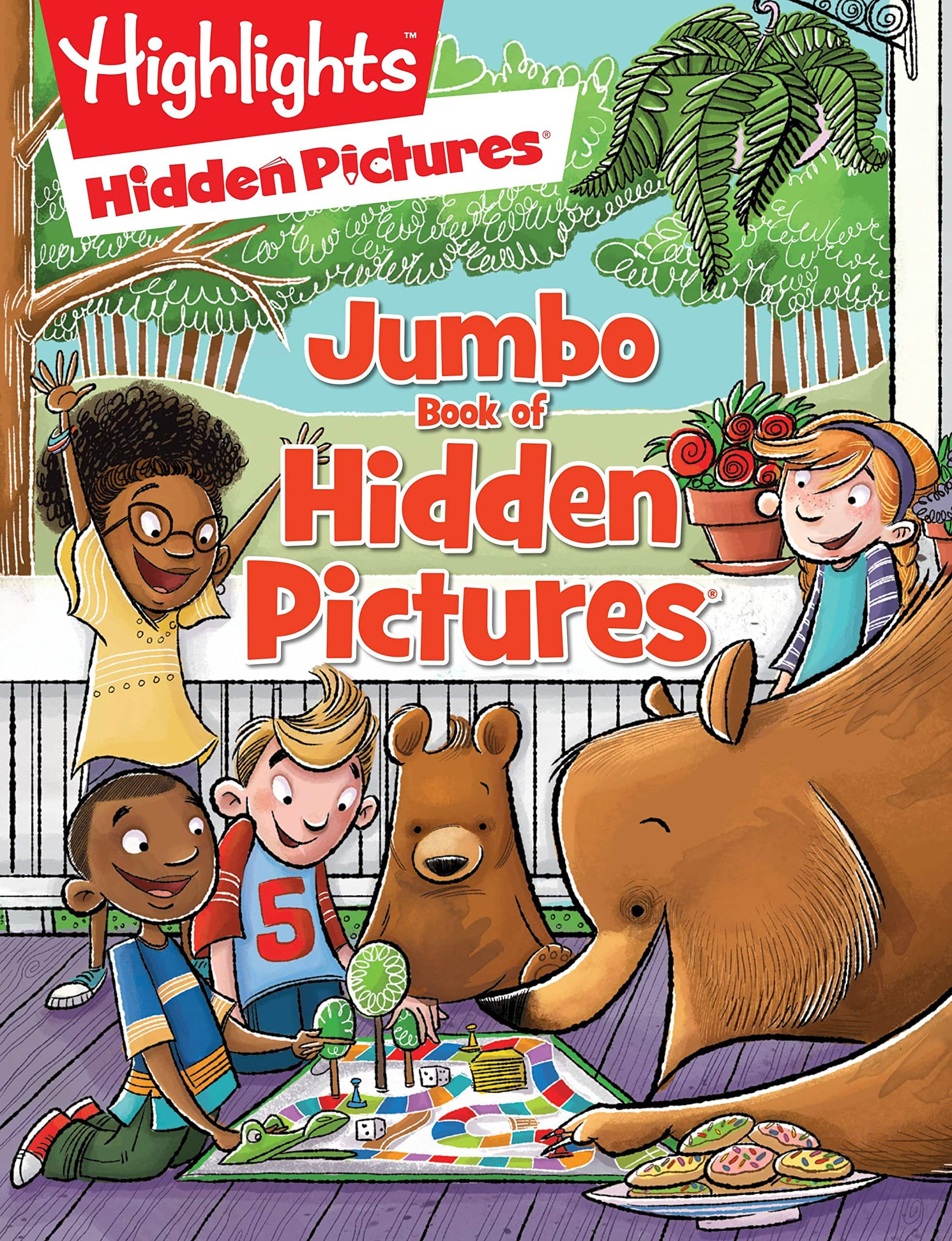 Highlights Hidden Pictures: The Jumbo Book of Hidden Pictures