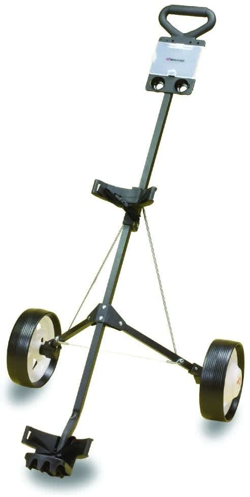 Deluxe Steel Push Cart