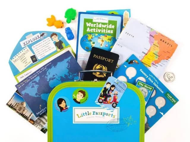 Little Passports Subscriptions