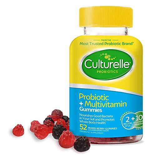 Culturelle  益生菌 + 维生素 成年人软糖,52粒