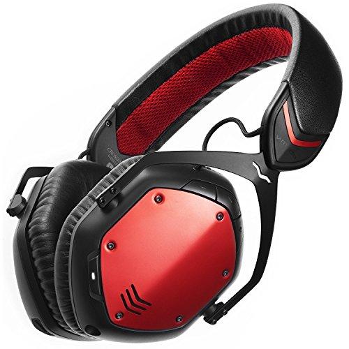 V-MODA Crossfade Wireless Over-Ear Headphone - Rouge