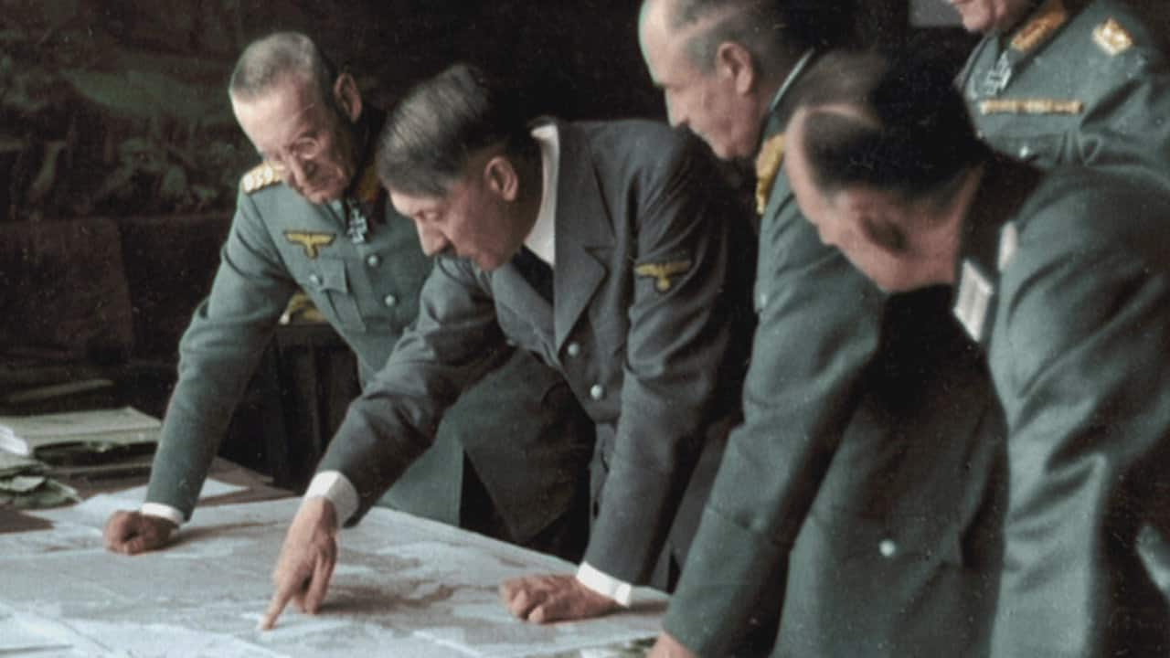 World War II In Color (Digital HD)