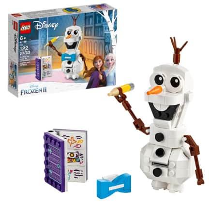 LEGO Disney: Frozen II Olaf the Snowman