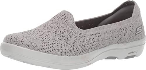 Skechers On-the-go 女士舒适镂空健步鞋