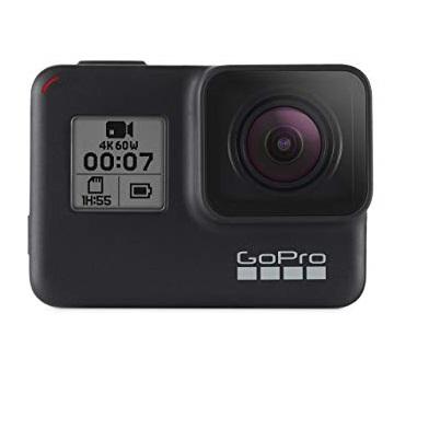 史低价!GoPro HERO7 Black 旗舰级运动相机