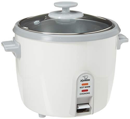 Zojirushi象印6杯米量电饭煲,煮饭蒸菜同时进行