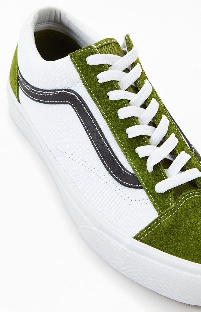 Pacsun: Men's Vans Retro Sport 36 Shoes $38, Women's Basic Rosa Scooped T-Shirt