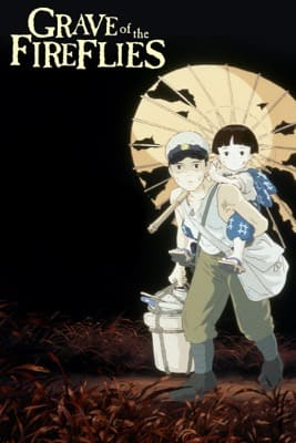 Grave of the Fireflies (Digital HD Film, Dubbed Version)