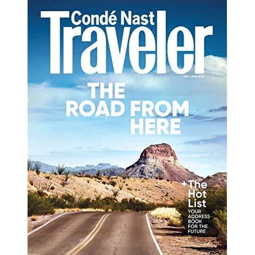 Conde Nast Traveler 1-Year Subscription