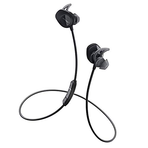 Bose SoundSport Wireless Headphones, Black