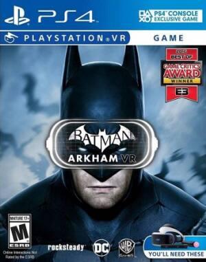 Batman: Arkham VR (PSVR)
