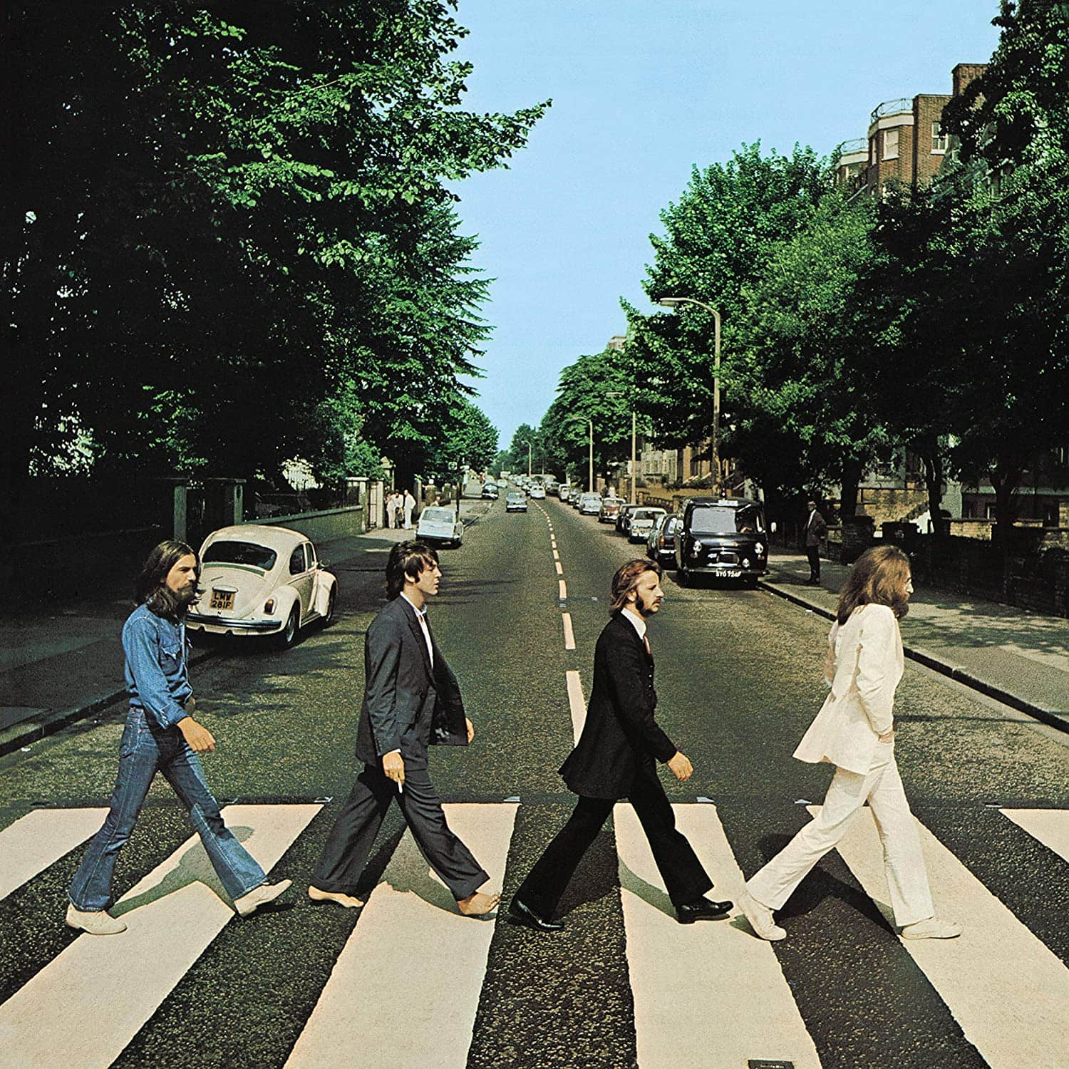 The Beatles: Abbey Road (Vinyl LP)