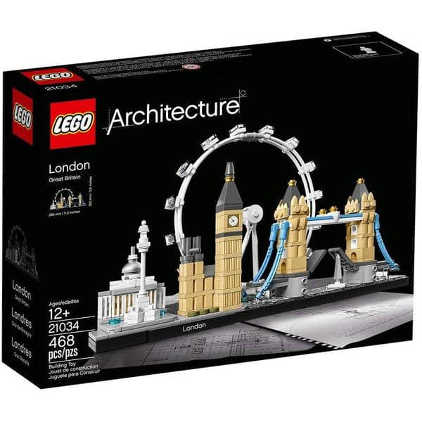 LEGO Architecture London Building Set