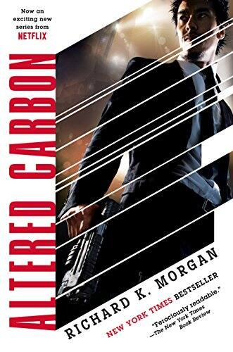 Altered Carbon: Takeshi Kovacs Novels Book 1 (Kindle eBook)