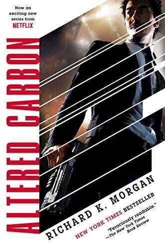 Altered Carbon: Takeshi Kovacs Novels Book 1 (Kindle eBook)