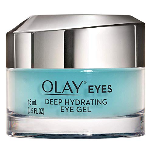 Olay Deep Hydrating Eye Gel with Hyaluronic Acid for Tired Eyes, 0.5 fl oz