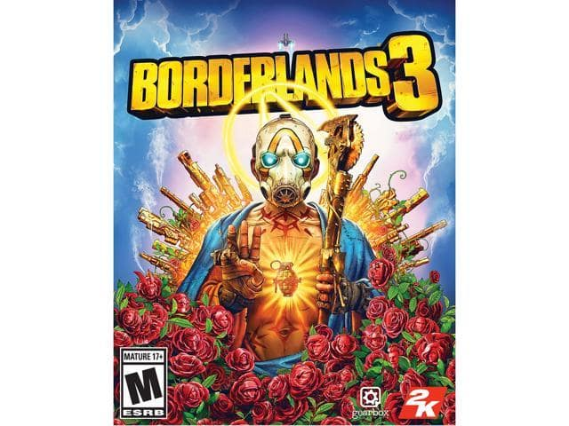 PC Digital Downloads: Borderlands 3 (Steam)