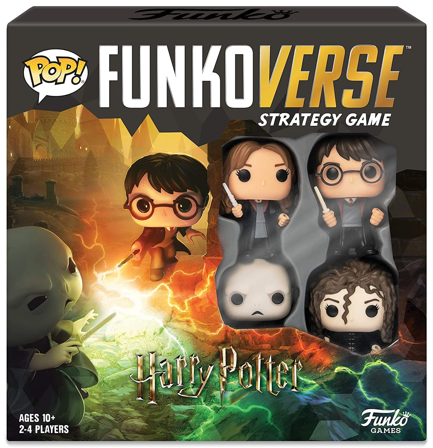 Funko Pop! Funkoverse Strategy Game: Harry Potter Base Set