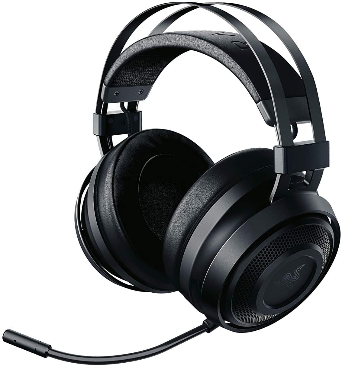 Razer Nari Essential 2.4GHz Wireless 7.1 Surround Sound Gaming Headset
