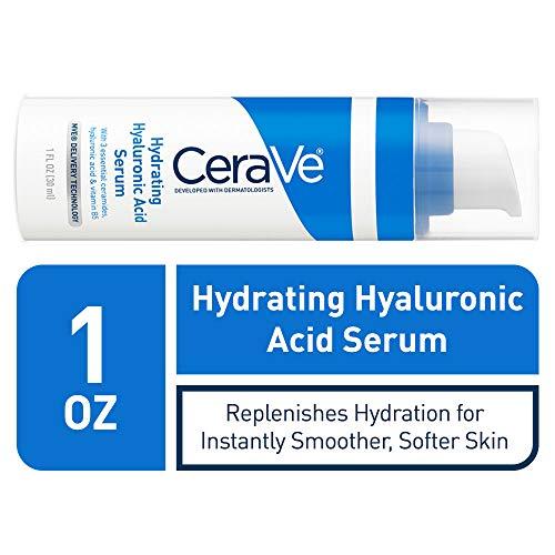 CeraVe玻尿酸保湿精华液,1 oz
