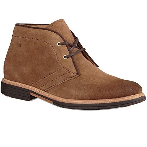 史低价!UGG Dagmann 男式短靴