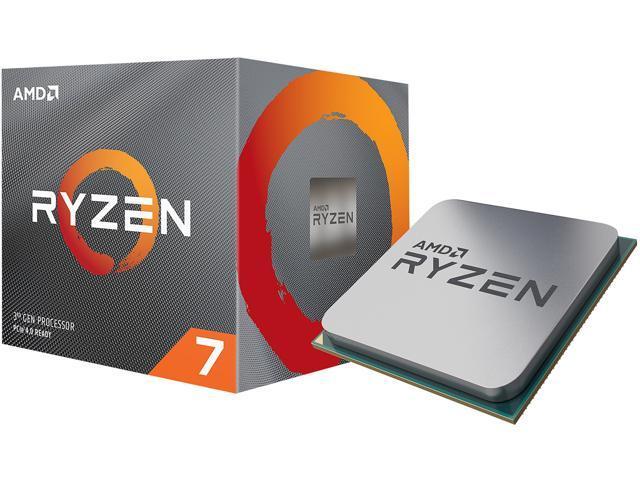 AMD Ryzen 7 3800X Desktop Processor + Assassin's Creed Valhalla PCDD