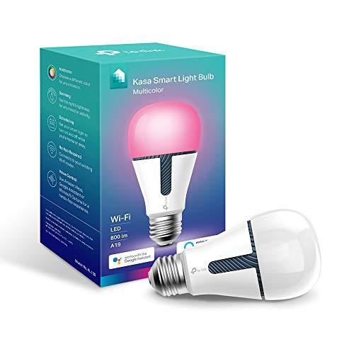 TP-Link Kasa KL130 无线控制  彩色智能灯泡