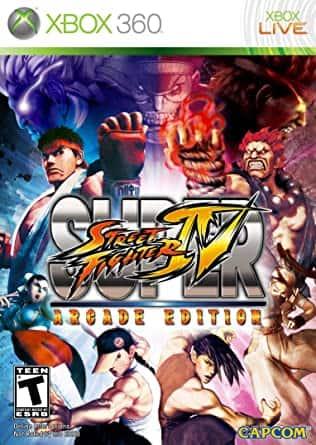 Super Street Fighter IV Arcade Edition (Xbox One/Xbox 360 Digital Download)