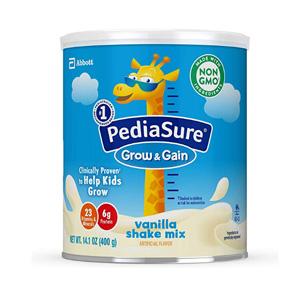 PediaSure 美国雅培小安素 混合奶昔 400g*3罐装