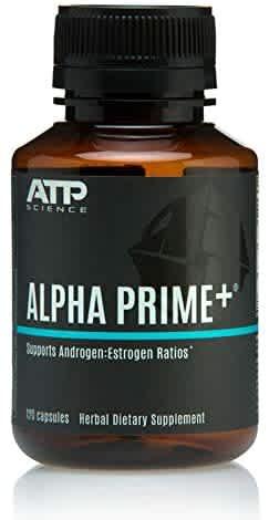 ATP Science Alpha Prime 120-Caplet Hormone Balance Dietary Supplement