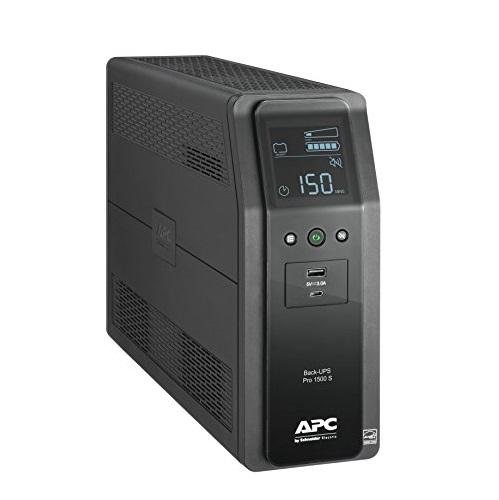 史低价! APC 1500VA / 900W 正弦波UPS 不间断电源
