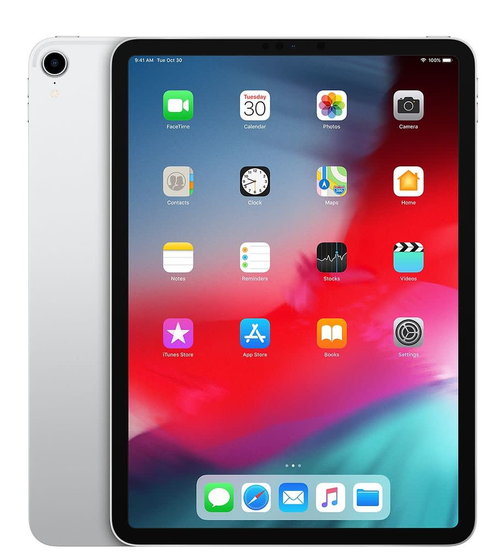 "Apple iPad Pro 11"" 64GB WiFi Tablet (2018)"
