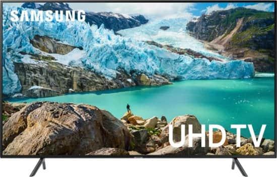 """65"""" Samsung UN65RU7100 7 Series 4K Smart UHD TV w/ HDR"""
