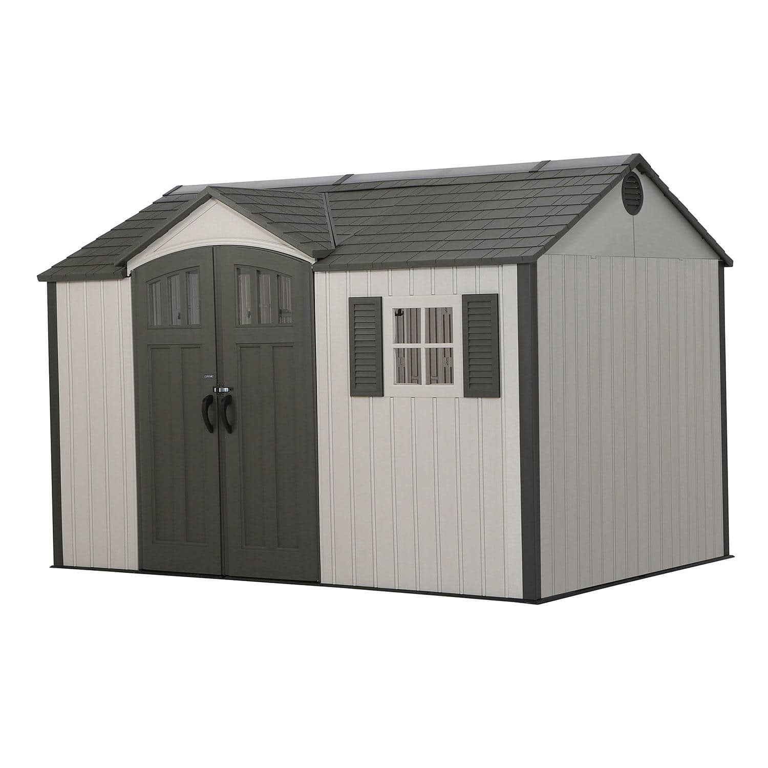 Sam's Club Members: Lifetime 12.5' x 8' Outdoor Storage Shed