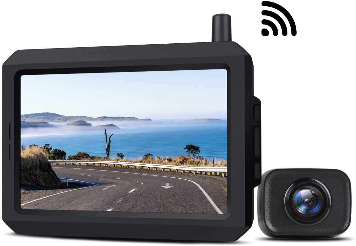 Boscam K7 Wireless Backup Camera Kit