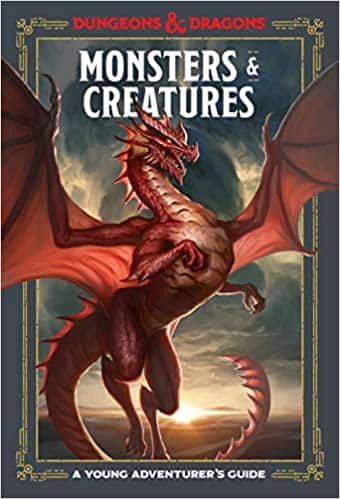 Monsters & Creatures (Dungeons & Dragons): A Young Adventurers Guide (Hardcover)