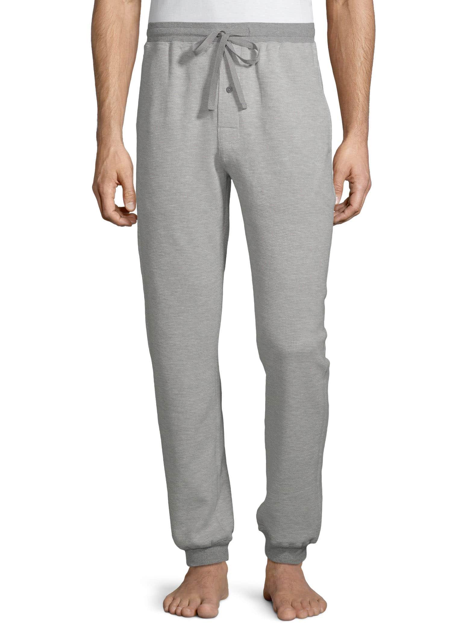 Men's Apparel: Graphic Tee $6, Hanes Waffle Jogger Pants