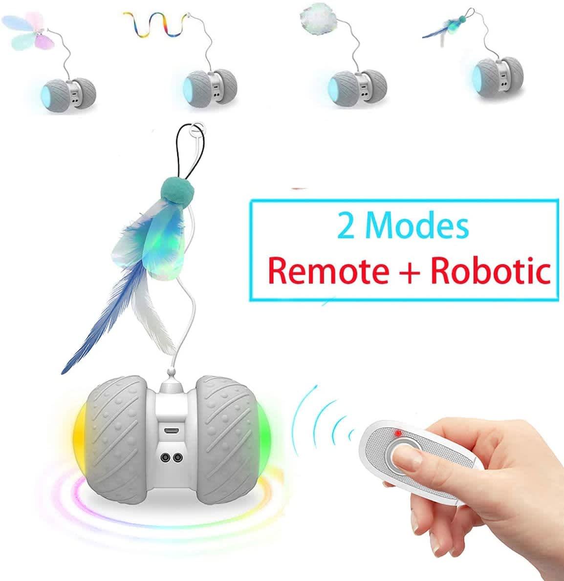 Barhomo Robotic Cat Toy