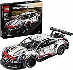 LEGO Technic Porsche 911 RSR 42096 Race Car Building Set