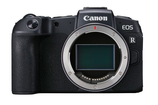 Canon Refurbished: EOS R Camera Body $1311 or EOS RP Camera Body