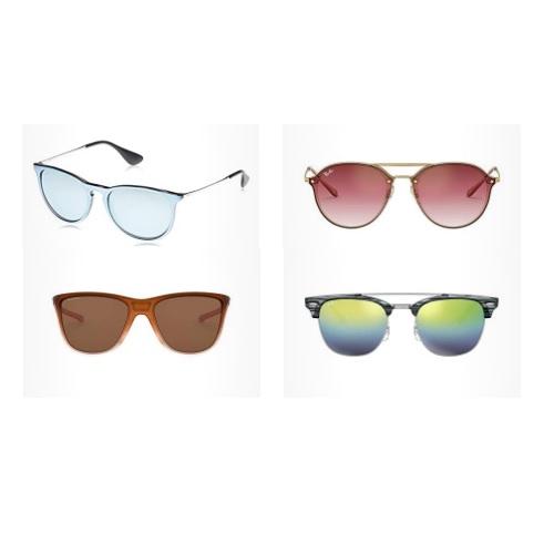 金盒特价!Amazon精选 Ray-Ban雷朋和Oakley 欧克利 太阳镜品牌大促销!