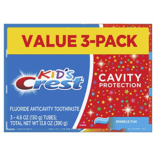 Crest Kid's Cavity Protection Toothpaste (children and toddlers 2+)