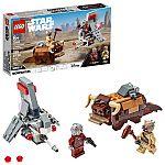 LEGO Star Wars 75265: A New Hope T-16 Skyhopper vs Bantha Microfighters
