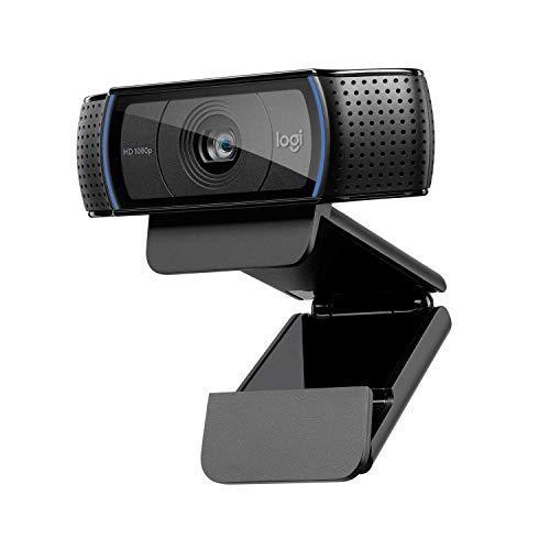 紧俏商品!速抢!Logitech 罗技 C920x Pro HD网络摄像头