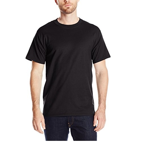 Hanes Men's Short-Sleeve Beefy T-Shirt