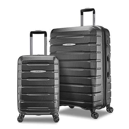 史低价!补货了!Samsonite新秀丽 Tech 2.0 万向轮硬壳行李箱2件套 20寸+27寸