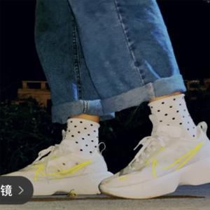 Nike Vista Lite女款棱角泡棉厚底鞋
