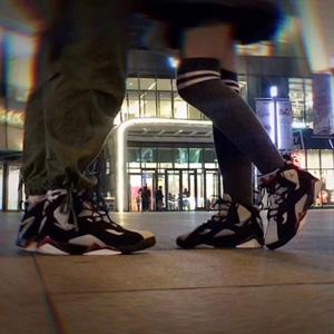Big 3码有货!JORDAN乔丹True Flight中童款篮球鞋