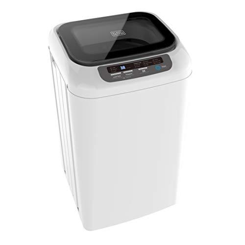 BLACK & DECKER 百得 BPWH84W 移动式 小型洗衣机,0.85 cu. ft