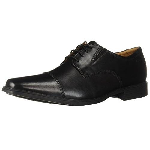 白菜价!Clarks Tilden Cap 男士皮鞋